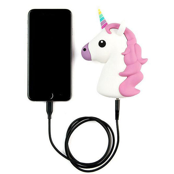 unicorn Powebank white