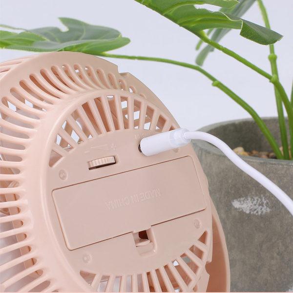 adorable mini fan