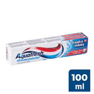 Aquafresh Fresh And Minty 100ml