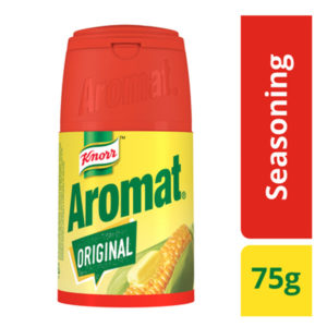 Aromat regular 75g