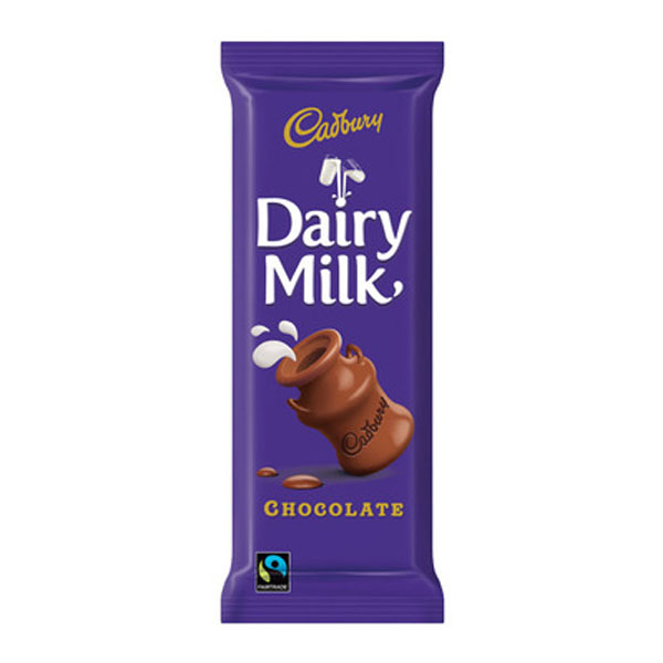 Cadbury Slab MIlk Chocolate 80g