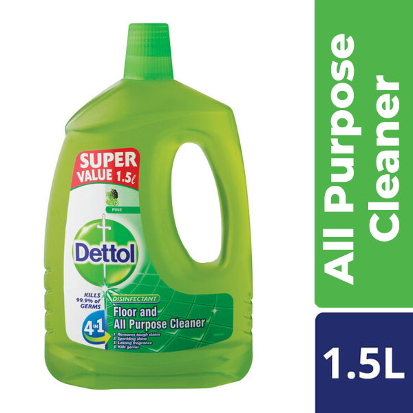 Dettol All Purpose Cleaner Pine 1.5 L