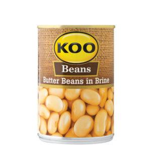 Koo Butter Beans