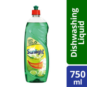 Sunlight Dishwashing Liquid 750ml