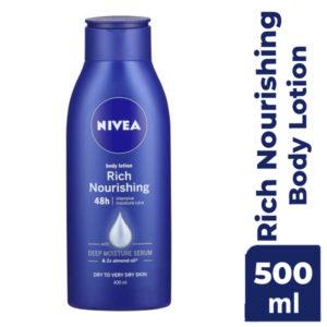 Nivea Rich Nourishing Lotion 500ml
