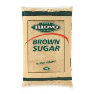 sugar brown illovo