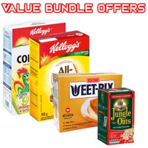Cereals Value Bundle